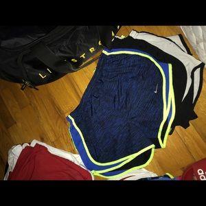 Nike tempo shorts Medium